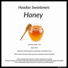 Honey - Pinned by The Mystic's Emporium on Etsy