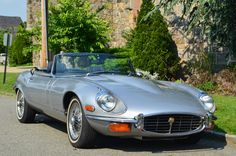 1973 Jaguar XKE series III
