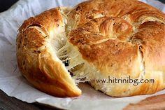 Масленица на конци със сирене