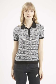 Photo 3 of Jacquard Polo Shirt