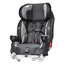 Evenflo SecureKid Platinum Harnessed Booster Car Seat - Emory