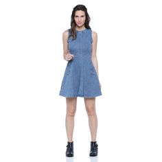 Vestido Jeans - Damyller