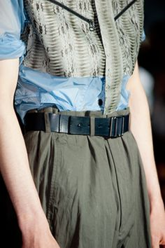 Lanvin Spring 2013 Menswear Collection on Style.com: Detail Shots