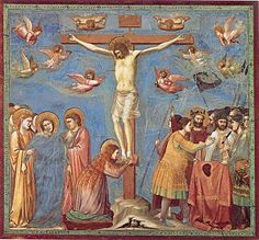The Crucifixion Giotto Padua