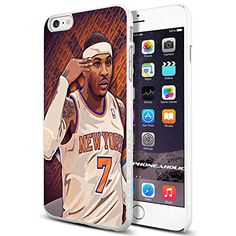 NBA Basketball Carmelo Anthony New York Knicks , , Cool iPhone 6 Plus (6+ , 5.5 Inch) Smartphone Case Cover Collector iphone TPU Rubber Case White [By PhoneAholic] Phoneaholic http://www.amazon.com/dp/B00XQANCXI/ref=cm_sw_r_pi_dp_vSJwvb1Y3G8VY