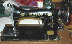 Vintage Sewing Machines: Japanese Clones of the 40's, 50's, and 60's