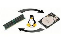 Comprobar el uso de la memoria swap