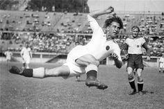 """Matthias Sindelar, El """"Mozart del fútbol"""" futbolista judío que no le tuvo miedo a Hitler."""