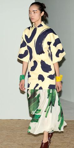 Fashion Fabrics CÉLINE | Summer 2014 Ready to wear collection