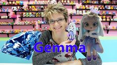 GEMMA STONE - SHOPKINS SHOPPIE DOLL - OPENING AND REVIEW