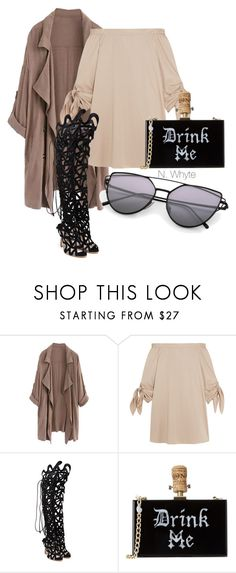 """Boss"" by vannessa-cmlv ❤ liked on Polyvore featuring TIBI and Sophia Webster"