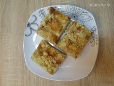 Marhuľový posúch zo špaldovej múky s posýpkou Quiche, Dairy, Bread, Cheese, Breakfast, Food, Basket, Morning Coffee, Quiches