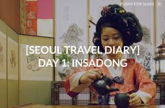 Seoul, Day, Travel, Viajes, Destinations, Traveling, Trips
