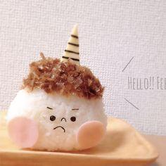 """可愛くて食べるのがもったいない!?""""節分ごはん""""のアイディア集✨ K Food, Food Art, Bento Recipes, Baby Food Recipes, Japanese Sweets, Japanese Food, Sushi Cake, Kawaii Bento, Plate Lunch"""