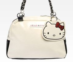 Hello Kitty Handbag: Retro