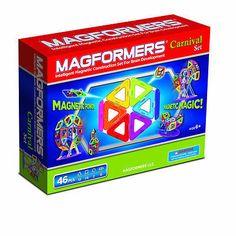 Magformers Carnival 46 piece set 630747 - Toysheik