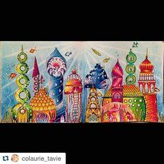 Instagram media desenhoscolorir - Incrível demais! By @colaurie_tavie ・・・#oceanoperdido #lostocean #desenhoscolorir #florestaencantada #jardimsecreto #coloringbook #coloriageantistress #antistress #coloriage #arttherapie #johannabasford