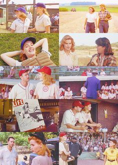 A League of Their Own>>>I loved this movie!!!!