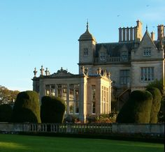 The Orangery at Stoke Rochford Hall, Lincolnshire, photo:Patrick Mackie