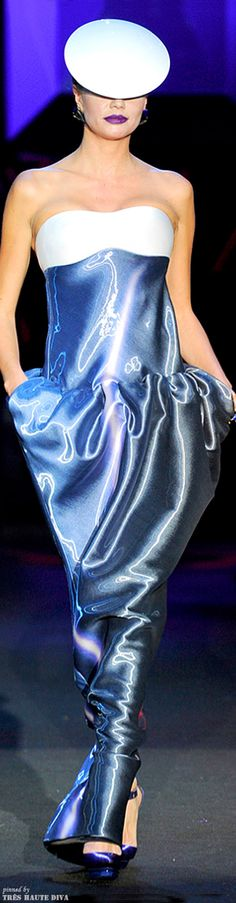Armani Privé Spring 2011 Couture   The House of Beccaria~