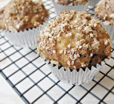 Carrot and Apple Muffins Recipe - RecipeChart.com