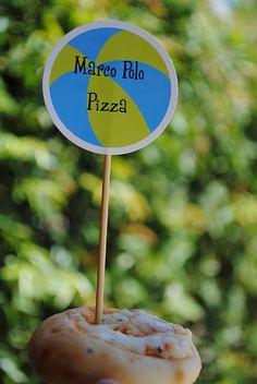 Marco Polo   Mini Pizzas...