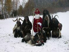Krampus Day... I mean St Nicholas Day