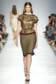Elena Mirò Spring Summer 2012 fashion show