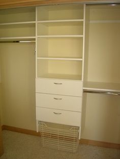 Reach In Closet Organization   Is Your Closet Overstuffed With Clothes?  Consider A Custom Closet Organization System Designed To Fit Your Storage Nu2026