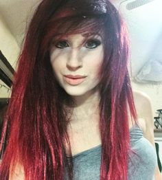 #red #redhair #redhead #brightredhair #ombrehair #redombre #redombrehair #darkredhair #cosplay #cosplayer #cosplaywig #cosplaymakeup #alternative #alternativemodel #altmodel #alternativehair #alternativegirls #alternativestyle #alternativegirl #redheadgirl