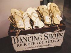 fun wedding ideas | Tuesday Destination Wedding Shoes Day
