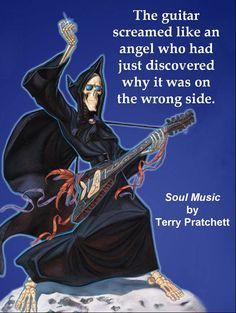 terry pratchett soul music characters - Google Search