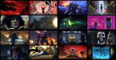 Love, death & robots- what?s tour favourite episode and why? David Fincher, Deadpool, Mad Max, Cgi, Science Fiction, Animation Disney, Robot Concept Art, Film D'animation, Trailer