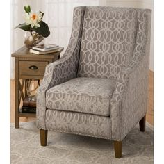 Jofran Quinn Accent Chair - Accent Chairs at Hayneedle