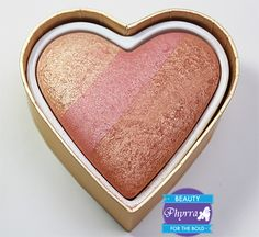 Too Faced Sweethearts Perfect Flush Blush Review - Peach Beach #toofaced #crueltyfree #vegan #beauty #makeup