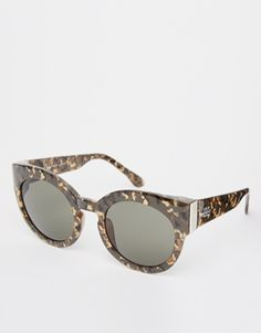 Enlarge Cheap Monday Chunky Cat Sunglasses