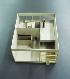 Apartment models.