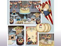 Paper Party Design - Kits de Decoração para Festas Personalizadas
