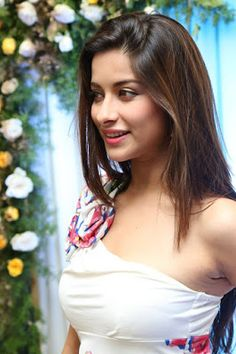 Madhurima-Hot-In-White-Dress-Stills-At-Hi-Life-Exhibition-Launch
