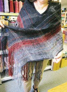 Saori scarf Foulard, Tissage, Chapeau, Métiers À Tisser, Tissage De  Tapisserie, 5f718242f22