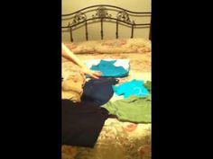 Crystal Paine's Minimalist wardrobe vlog post