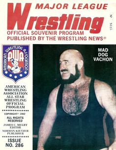 Major League Wrestling 1982