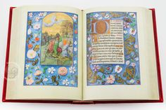 Book of Hours of Isabella the Catholic, Queen of Spain « Facsimile edition