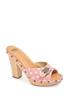 Dr. Scholl's 'Lia' Leather Sandal available at #Nordstrom