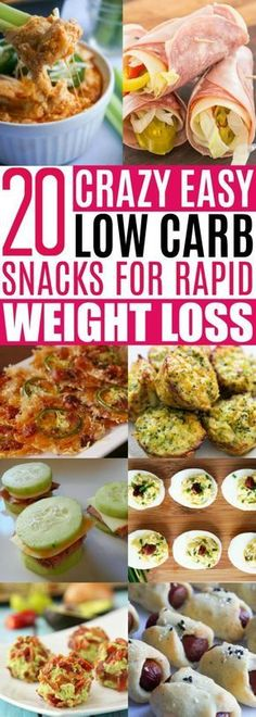Low Carb Snacks, Keto Snacks