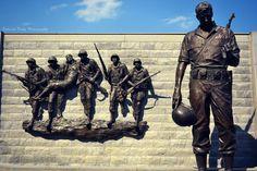 Korean War Memorial. Atlantic City, NJ