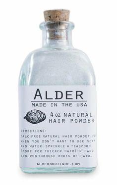 Alder Hair Powder | USA