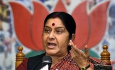 External Affairs Minister Sushma Swaraj on Thursday raised the issue of 26/11 Mumbai terror attacks mastermind Zaki-ur-Rehman Lakhvi and China's stand on the matter in the 1267 Committee of the United Nations with her Chinese counterpart Wang Yi on the sidelines of the International Donors Conference here.