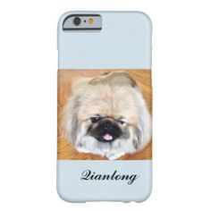 iPhone6 customizable dog/name cell phone case - photo gifts cyo photos personalize
