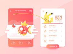 """다음 @Behance 프로젝트 확인: """"Pokemons is everywhere"""" https://www.behance.net/gallery/45859535/Pokemons-is-everywhere"""